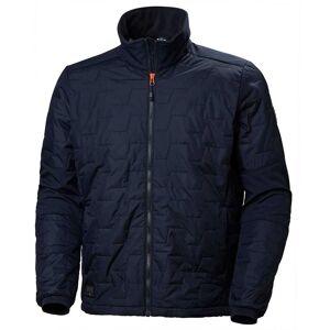 HH Workwear Helly Hansen Work Kensington Lifaloft Jacket M Navy