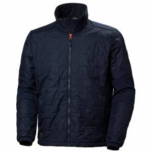 HH Workwear Helly Hansen Work Kensington Lifaloft Jacket XXXXL Navy