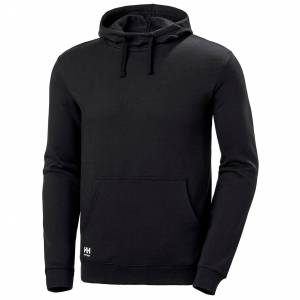 HH Workwear Helly Hansen Work Manchester Hoodie XXXL Black