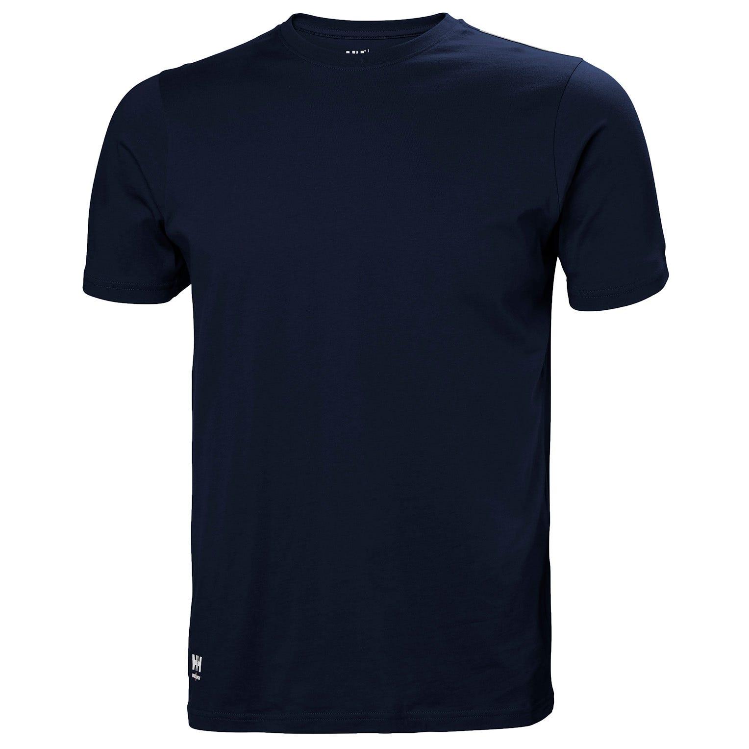 HH Workwear Helly Hansen WorkwearManchester Tshirt Navy L