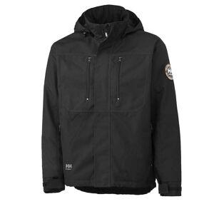 HH Workwear Helly Hansen Work Berg Insulated Jacket L Black