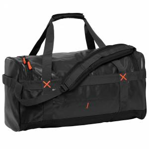 HH Workwear Helly Hansen Work Hh Duffel Bag 50l STD Black
