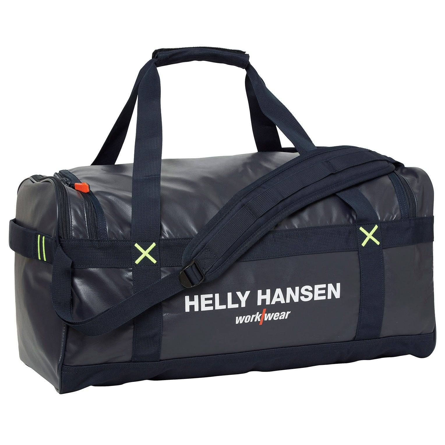HH Workwear Helly Hansen WorkwearHH 50L Lightweight Duffel Bag Navy STD