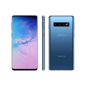 Samsung (Unlocked, Prism Blue) Samsung Galaxy S10 Dual Sim   128GB   8GB RAM