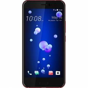 HTC (Unlocked, Solar Red) HTC U11 Single Sim   64GB   4GB RAM