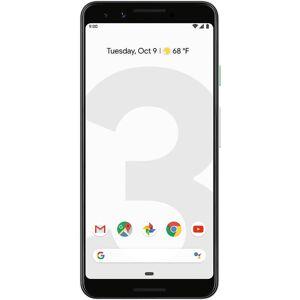 (Unlocked, White) Google Pixel 3 Dual Sim   128GB   4GB RAM