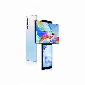 LG (Unlocked, Illusion Sky) LG Wing 5G Dual Sim   128GB   8GB RAM