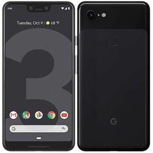 Google (Unlocked, Black) Google Pixel 3 XL Dual Sim   128GB   4GB RAM