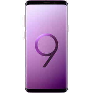 Samsung (Unlocked, Lilac Purple) Samsung Galaxy S9+ Single Sim   128GB   6GB RAM
