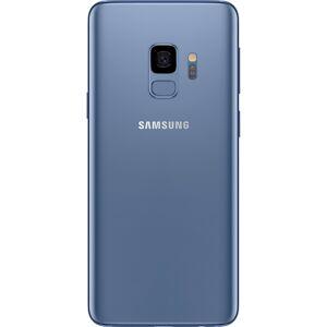 Samsung (Unlocked, Coral Blue) Samsung Galaxy S9 Single Sim   64GB   4GB RAM