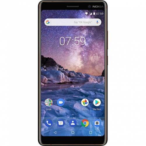 Nokia (Unlocked, Black/Copper) N...