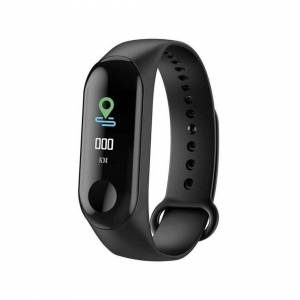 Unbranded (Black) Bluetooth Smart Watch Heart Rate Blood Pressure Fitness Fitbit Sport Tra