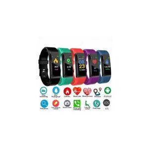 Generic- Smart Watch Heart Rate Blood Pressure Monitor Fitness Bracelet