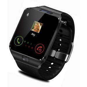 (Black) HD Camera Smart Watch