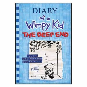 Un Diary of a Wimpy Kid: The Deep End (Book 15) PDF & EPUB