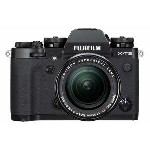 Fuji X-T3 Black KIT XF 18-55mm F2.8-4R Black
