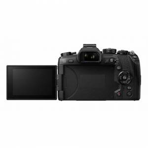 Olympus OM-D E-M1 Mark II Body Only - Black   Compact System Camera