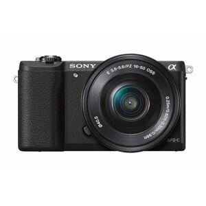 Sony A5100 Black KIT SEL 16-50MM F3.5-5.6 OSS Black
