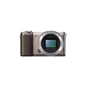 Sony A5100 Body Brown