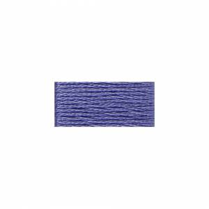 DMC Mouline floss/skein for sewing/embroidery - 8 metres - 31 - Blueberry