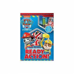 The Home Fusion Company Nickelodeon Paw Patrol Sticker Pad Childrens Activity Stickers Party Favour Kids