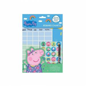 Unbranded Childrens Reward Chart Wipe Clean Potty Toilet Training Including Stickers & Pen
