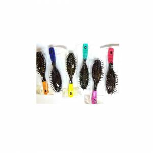 Unbranded Healthy Paddle Cushion Hair Massage Brush Hairbrush Comb Scalp Various Colours