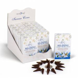 Stamford Incense Cones Relaxing