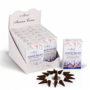 Stamford Incense Cones Stress Relief