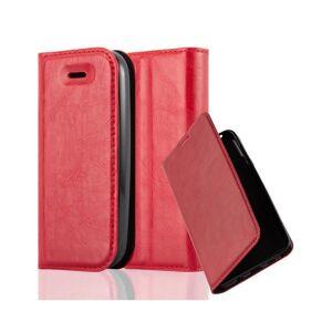 Cadorabo (APPLE RED) Cadorabo Case for Nokia 105 DUAL case cover
