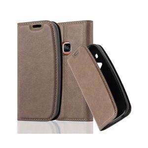 Cadorabo (COFFEE BROWN) Cadorabo Case for Nokia 3310 case cover
