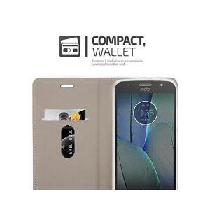 Cadorabo (DARK BLUE BLACK) Cadorabo Case for Motorola MOTO G5S PLUS case cover
