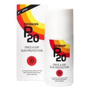 Riemann P20 Once A Day Sun Protection SPF 30 Spray - 200ml