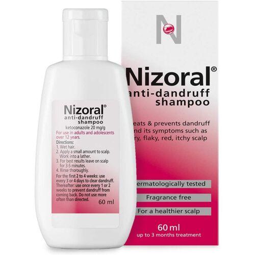 Unbranded Nizoral Anti-Dandruff Shampoo For Dandruf, 60ml