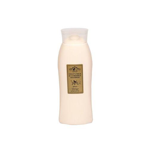 Elegance Natural Skin Care Goat's Milk & Camomile Shampoo   Sensitive Scalp Shampoo 400ml