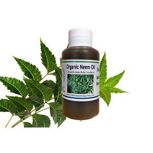 The Aromatherapy Shop (50ml / 1.76 fl.ozs) Pure Organic Neem Oil