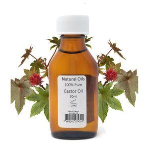 General Health Natural Oils - Castor Oil, 100% Pure - 50ml