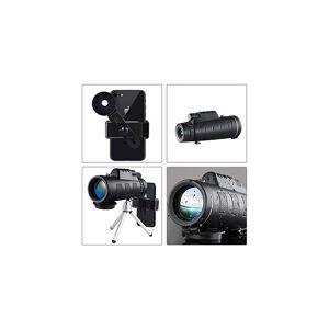 winwin Monocular Telescope, 40X60 High Power HD Monocular with Smartphone Holder & Trip