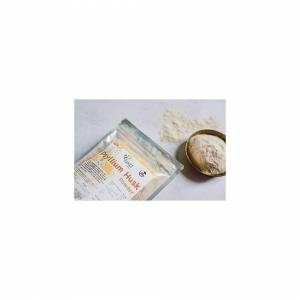 NKD Living Psyllium Husk Powder by NKD Living (500g)   Tested for Heavy Metals, Micro-Organ