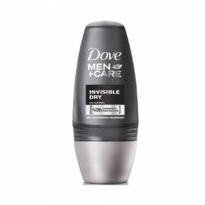 Dove Men+Care Deo Roll On Invisible Dry 50ml