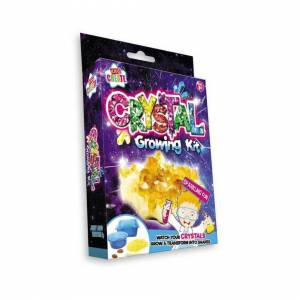 MantraRaj Childrens Make Your Own Growing Crystals Charms Science Experiment Kit
