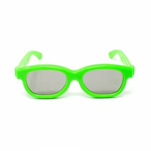 UltraByEasyPeasyStore (2) Ultra 1 to 5 Pairs of Light Green Childrens Passive 3D Glasses for Kids Polo