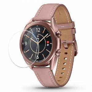 Unbranded Generic Tempered Glass Screen Protect Film For Samsung Galaxy Watch 3 R850 41mm
