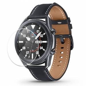 Unbranded Generic Tempered Glass Screen Protect Film For Samsung Galaxy Watch 3 R840 45mm