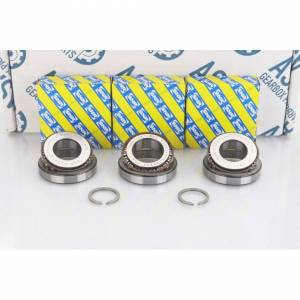 ASAP M32 / M20 GEARBOX 3 X END CASE SNR UPRATED BEARINGS REBUILD KIT EARLY UP TO 2011