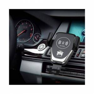 Ranpo 10W Fast Qi Car Mobile Phone Holder Wireless Charger For Iphone