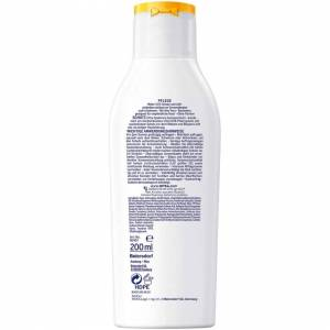 Unbranded NIVEA SUN Sensitiv instant protection sun lotion in a pack of 1 (1 x 200 ml), su