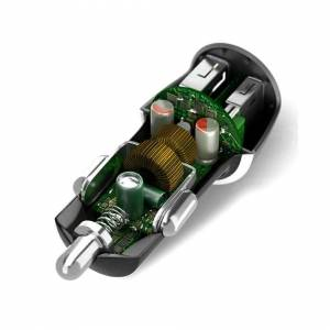 Unbranded Fast Car Charger USB C PD 2 Port For iPhone Samsung Cigarette Socket Adapter 12V