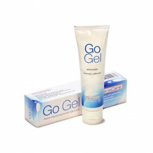 Unbranded TensCare Go Gel Water Based Personal Lubricant 50ml
