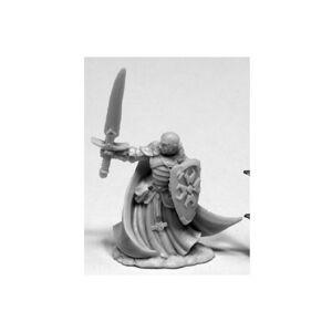 Reaper Miniatures Reaper Bones 77423 Sir Malcolm Templar Lightbringer
